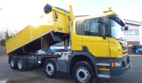 Scania - Best Selling Tipper Chassis Manufacturer