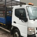 Caged 7.5 Tonne Tipper