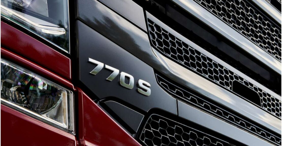 Scania S Series 770S 2020 Launch