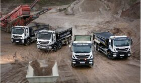 Iveco Stralis X-Way Tippers