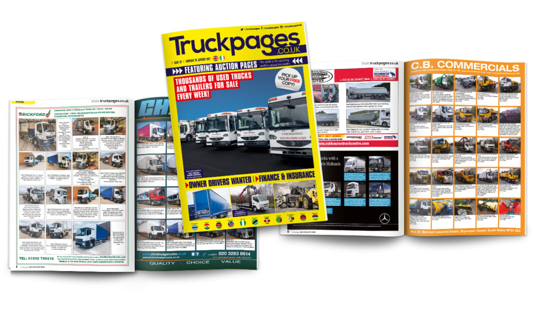 Truckpages Issue 52 Overview