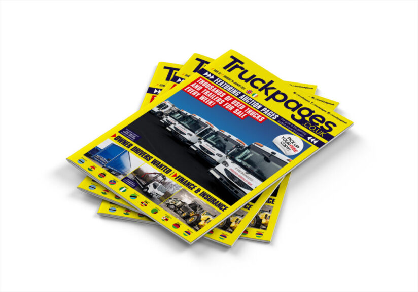 Truckpages Issue 52 Print overview