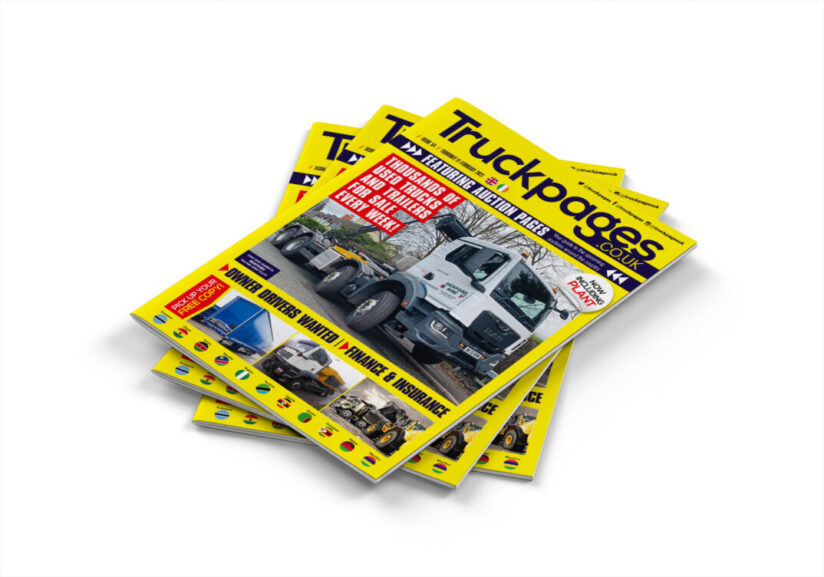 Truckpages Issue 54 Covers