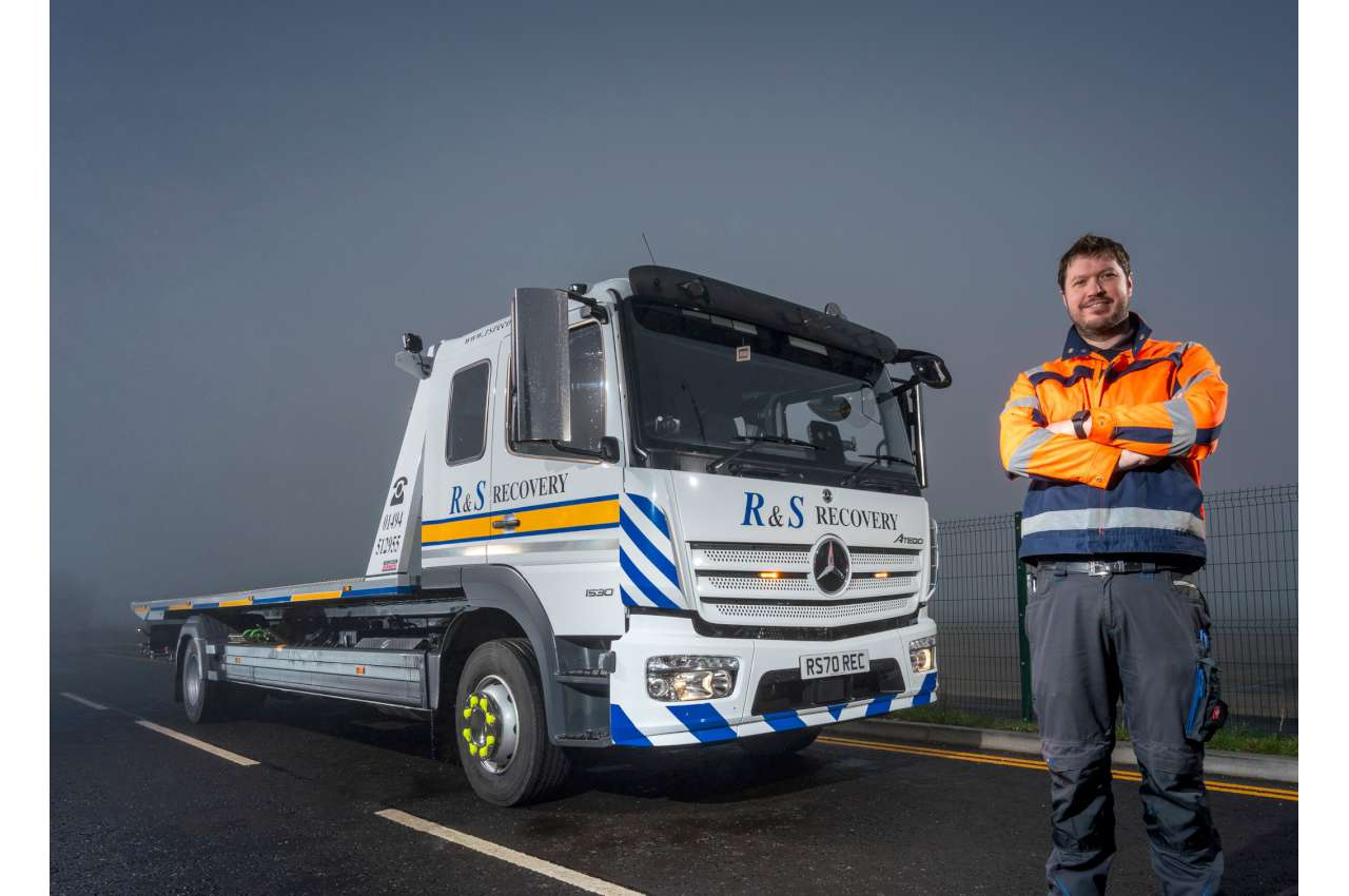 Mercedes Atego 1530 Recovery Truck 2