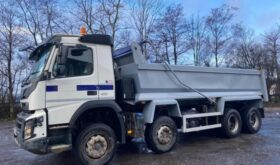 Used Volvo Tipper for Sale
