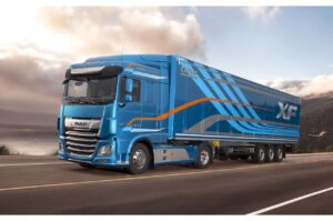 DAF XF at 2017 Launch