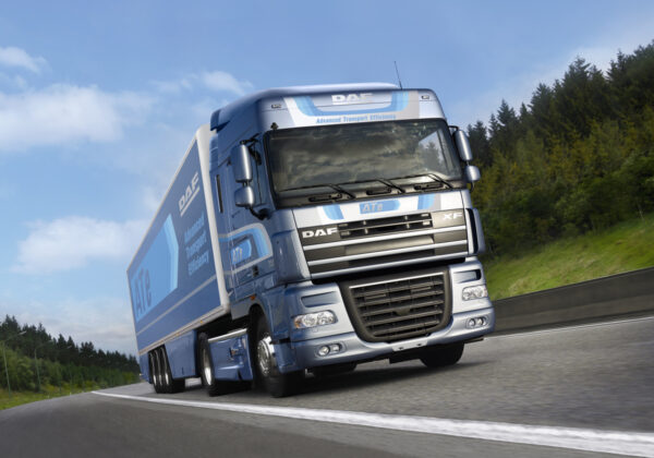 2011 DAF XF ATE Launch Image