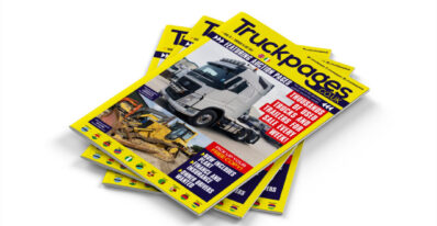 Truckpages Issue 76 front covers