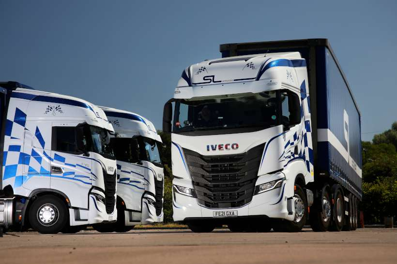 Iveco S-Way Tractor Unit - Sold