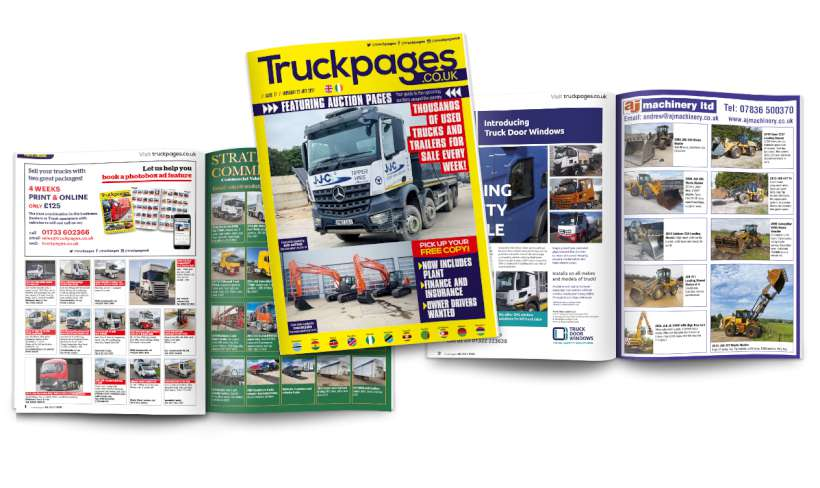 Truckpages Print 77
