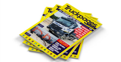 Truckpages Front Cover Issue 77