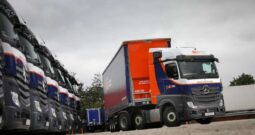 16 Mercedes Actros Bought Outright by Family Firm
