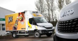 7-Tonne Iveco Daily Fleet for Food Delivery