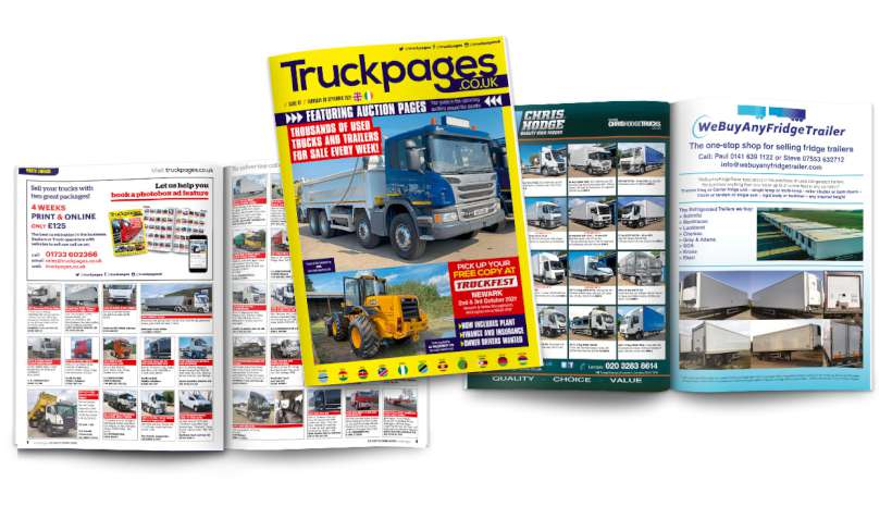 Truckpages 87 Print