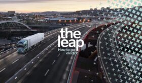 The Leap Volvo Event