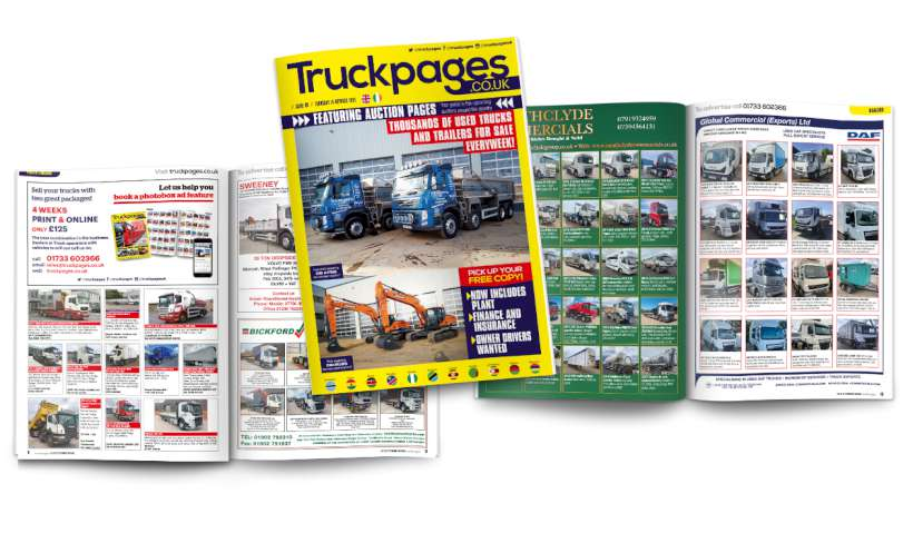 Truckpages 89 Print