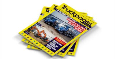 Truckpages Front Cover stack Issue 89