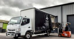 A Tonne Extra Payload Seals FUSO Canter Deal