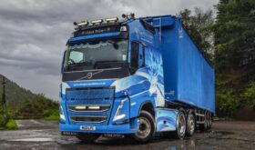 Volvo FH540 Globetrotter XL in Blue