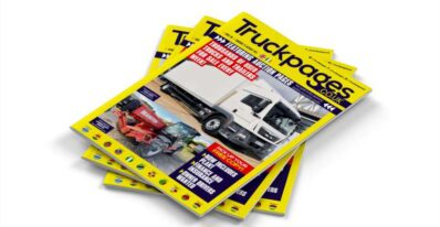 Truckpages Issue 90 Front Cover