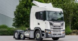 New 6×2 LNG Tractor Unit from Scania