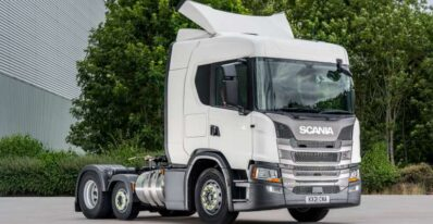 Scania LNG 6x2 Tractor Unit